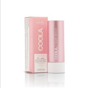 COOLA Tinted Mineral Liplux SPF 30 Nude Beach